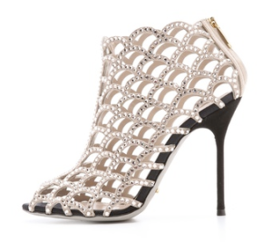 Happy Holiday Heels: Sergio Rossi || The Shoe Dish