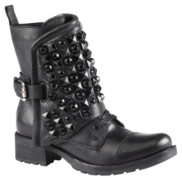 Inspired Moto Boots from Aldo || The Shoe Dish