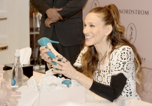Sarah Jessica Parker Teams Up with Manolo Blahnik || The Shoe Dish