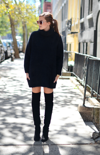 How to Wear Over-the-Knee Boots || The Shoe Dish