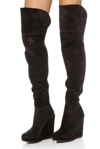 Pedro garcia Vanne Over-the-Knee Boots || The Shoe Dish
