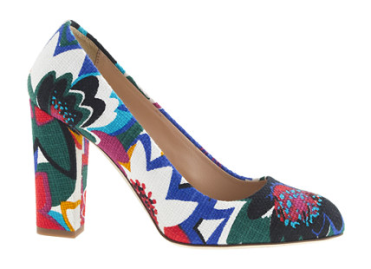 J. Crew Stella Pump for Spring || The Shoe Dish
