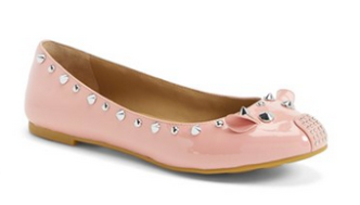 Marc Jacobs Mouse Flat || The Shoe Dish