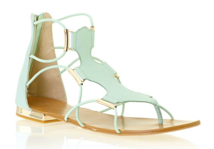 Spring into Summer Sandals || The Shoe Dish